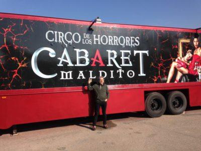 Juanjo Lorens Circo de los horrores