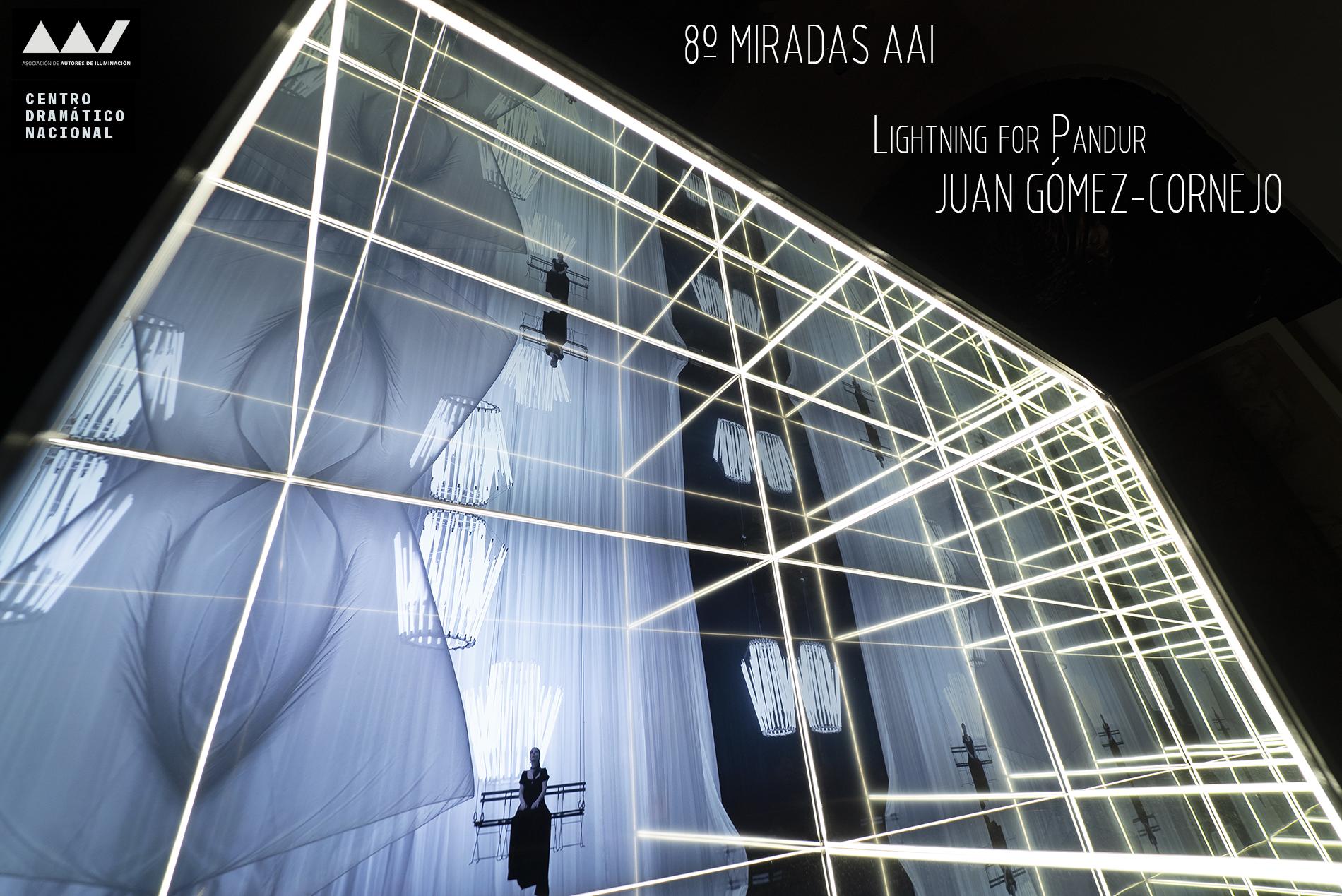8ª MIRADAS AAI   LIGHTING FOR PANDUR   FRAGMENTOS DEL ALMA